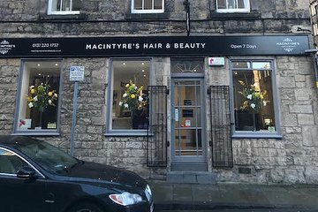 Macintyre's Hair & Beauty Edinburgh