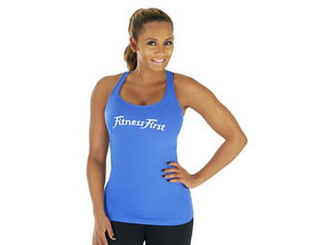 Stay in shape with Mel B's top tips