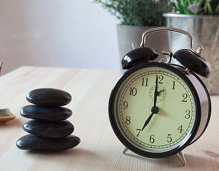 How to survive the clock change