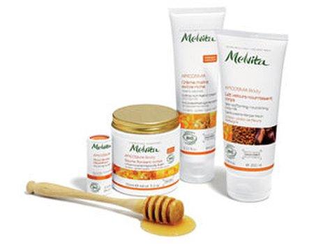 Tried and tested: Melvita Apicosma honey-based range