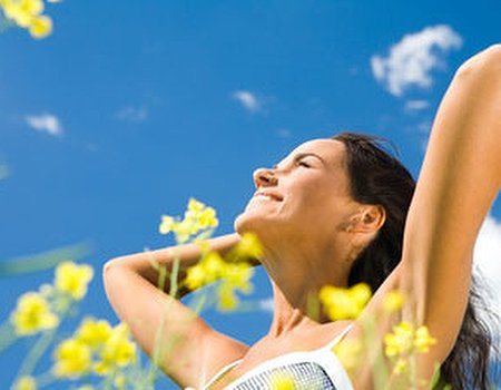 How to fight hay fever the natural way