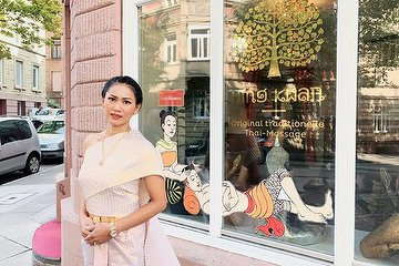 Ming Kwan – Original traditionelle Thai-Massage