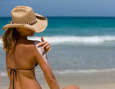 Protect your skin from the harmful effects of the sun