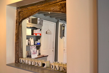Halcyon Days Beauty and Aesthetics Room