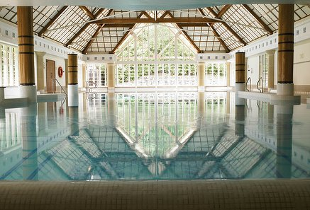Relax Spa Day: Sunday to Friday at Champneys Forest Mere
