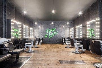 Pimps & Pinups Hair Salon