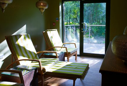 Two Night Freedom Spa Break at Sonas Spa at Chevin Country Park Hotel and Spa
