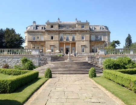 Searching for Mr. Darcy at Luton Hoo