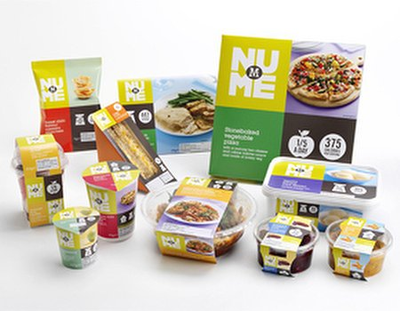 Morrisons launch healthy NuMe range around UK stores