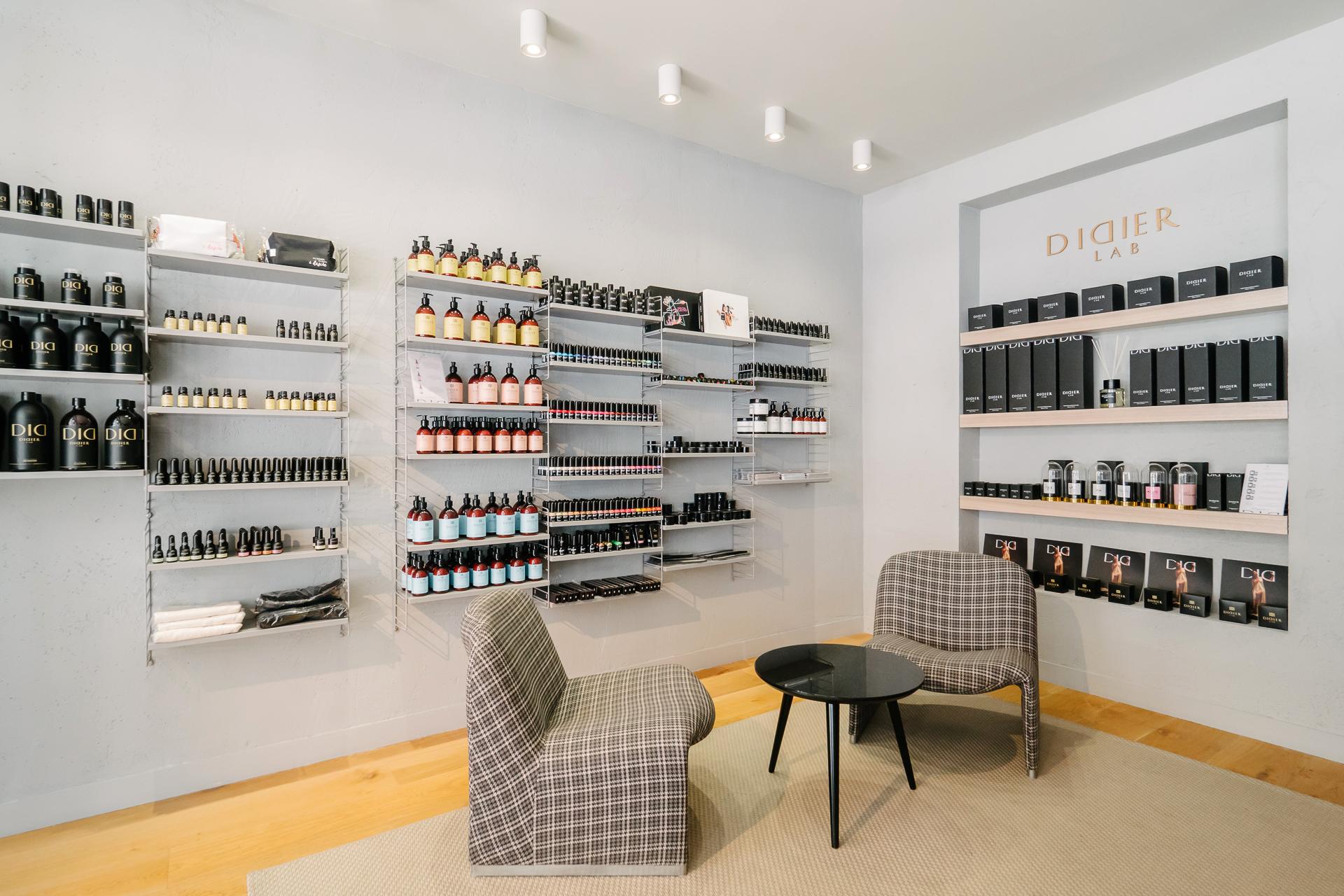 Salon Didier Lab