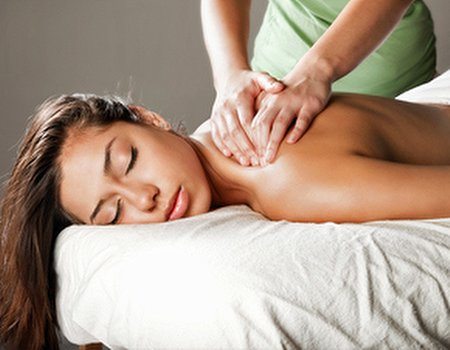 Tried and tested: Intensive muscle release at Aromatherapy Associates