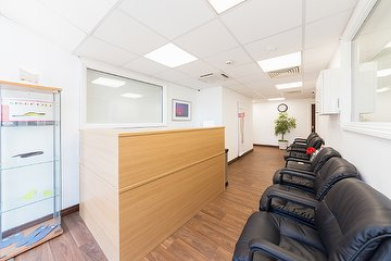 London Physiotherapy & Wellness Clinic, Bow, London