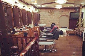 Vintage Hair & Beauty Salon, Edgware Road, London
