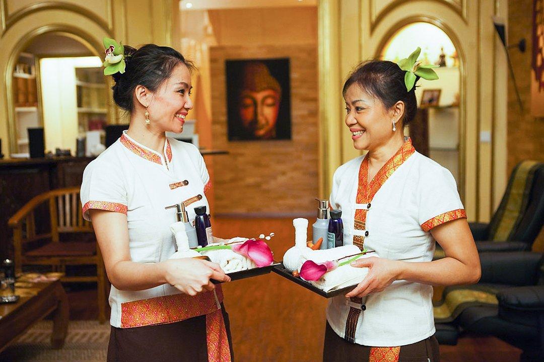 Marzahn thai massage berlin Thungbun traditionelle