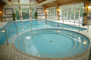 Health Club at Mercure Tunbridge Wells Hotel