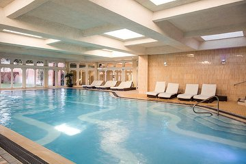 Spa Naturel Fitness at Mercure Warwickshire Walton Hall Hotel & Spa