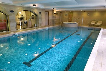 Leisure & Spa at Tankersley Manor