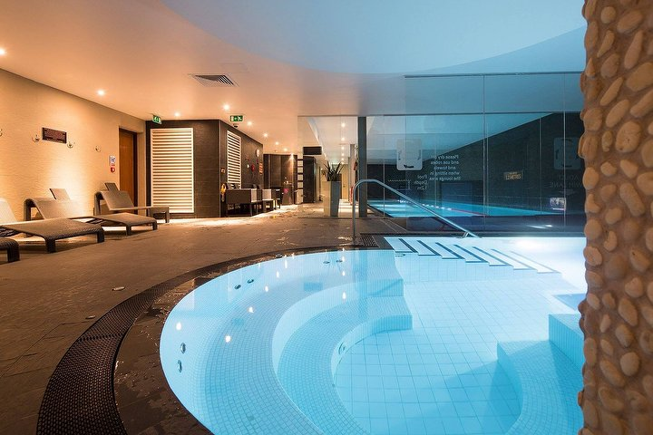 The Club And Spa At Doubletree By Hilton Chester Hotel