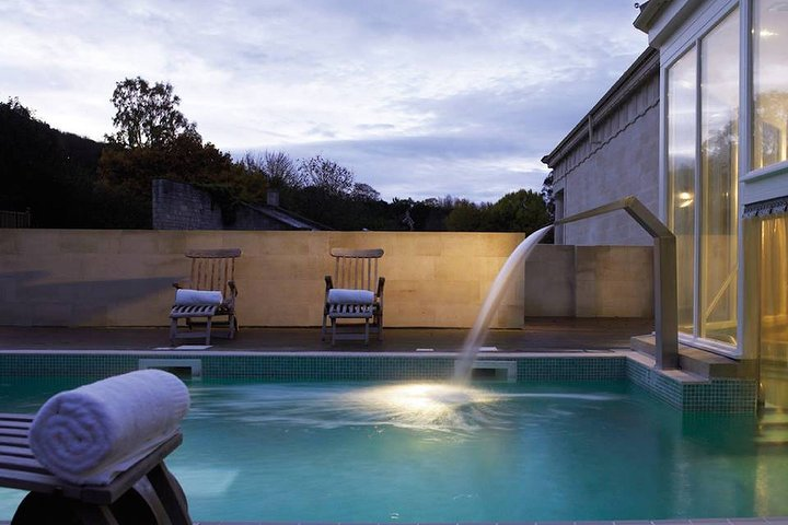 The spa at the macdonald bath spa hotel hotel spa in - Matlock hotels with swimming pools ...