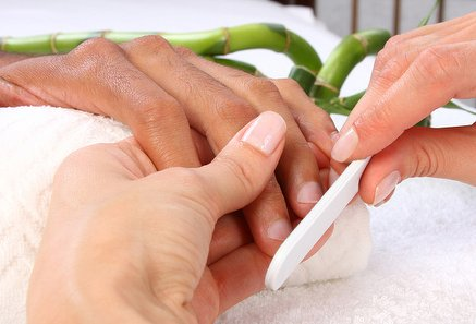 Men's Hand Treatment at PH2O Spa at Park House Hotel