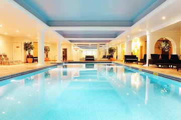 Peake Spa at Stoke by Nayland Hotel, Golf & Spa