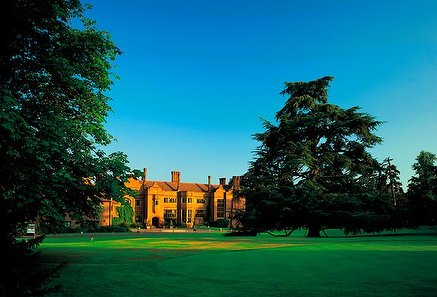 Personal Training at The Spa at Hanbury Manor, A Marriott Hotel & Country Club