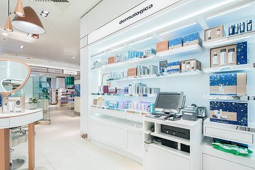 Dermalogica at John Lewis Oxford Street