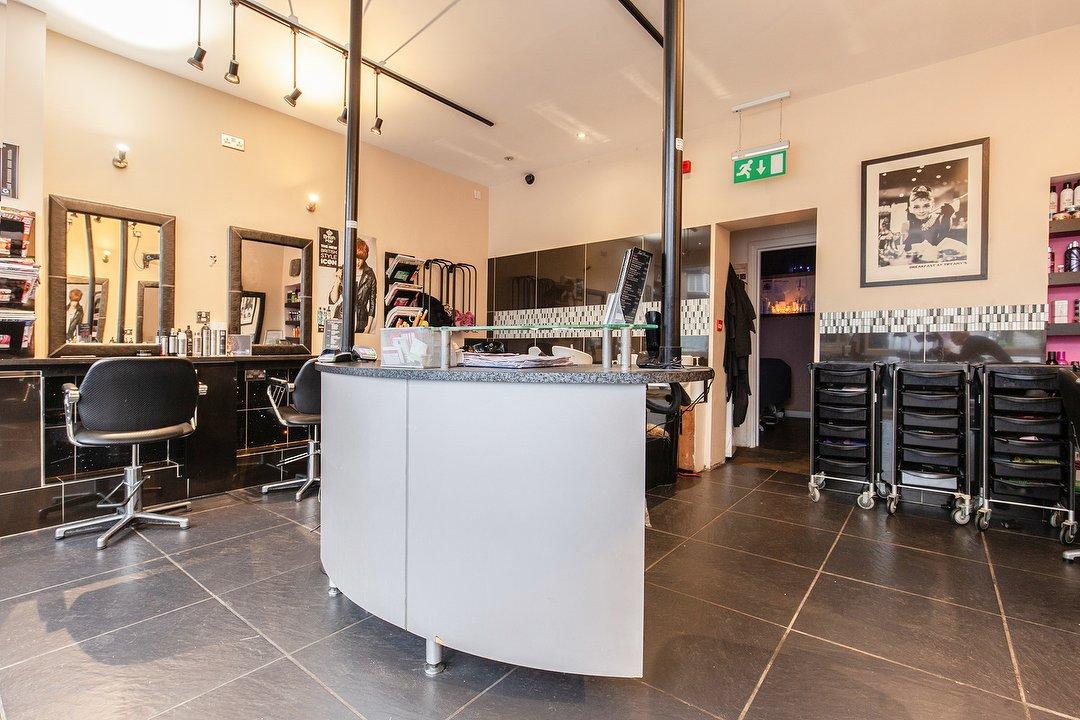 Hair Scissors Salon Hair Salon In Cheam London Treatwell
