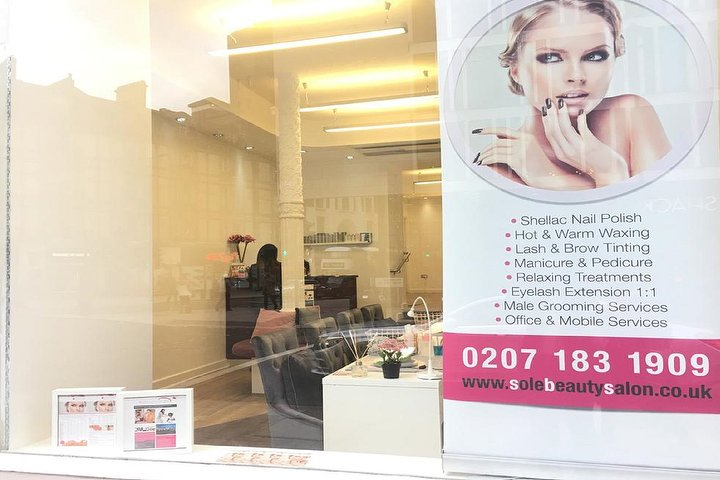 Sole Beauty Victoria Beauty Salon In Victoria London Treatwell