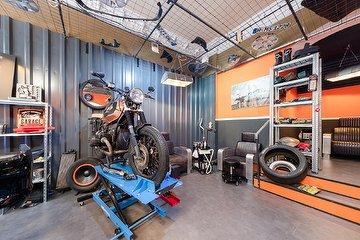 Gents Garage - Augustenstraße, Maxvorstadt, München