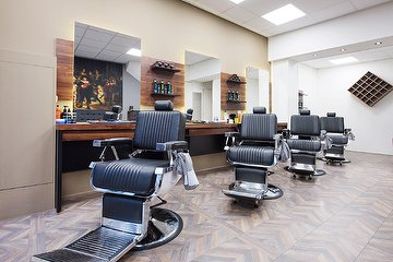 Rembrandt Barbershop