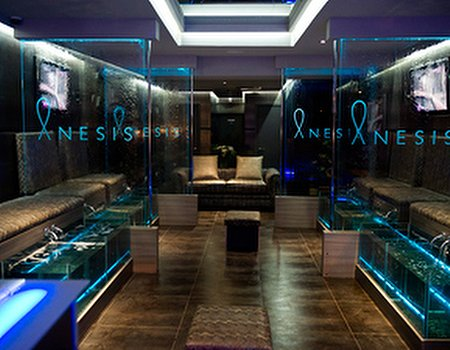 Tried and tested: Crystal Clear Facial at Anesis spa
