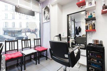 Atef coiffure, Guy Moquet, Paris