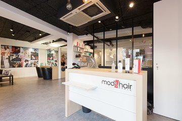 mod's hair - Maisons-Laffitte