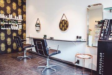 Eevie Ostrich - Hairdesign by Evelyn Strauß, Mitte, Berlin