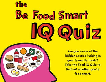 Treatwell news: Change4Life quiz reveals UK's low food IQ