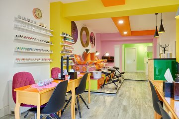 ColourRiotNails - Shoreditch
