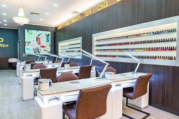 B.O Nails Spa in der East Side Mall