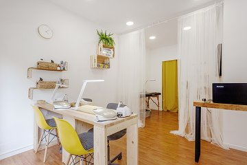 Lemon Nails & Lashes Studio antiguo, Sant Gervasi-Galvany, Barcelona