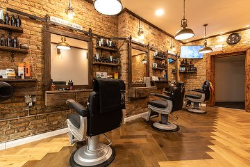 The Eagles Barber Shop