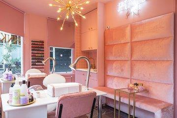 Browtique @ pink studio, Tweede Boomdwarsstraat, Amsterdam