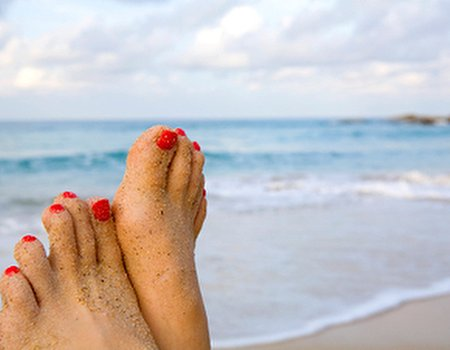 Treatwell guide: prepare your feet for the summer