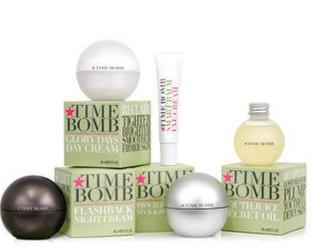 Tried and tested:  our verdict on the Time Bomb range