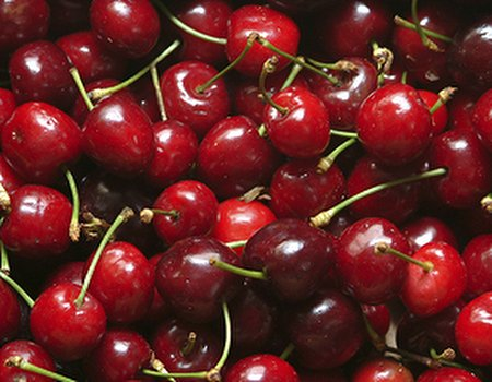Seasonal superfood: cherries