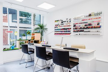 The Beautiful Nails Studio, Goodge Street, London