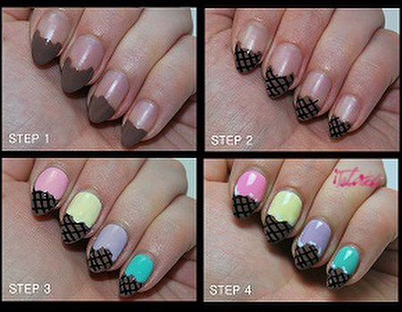 Treatwell loves: Sweet summer nail art