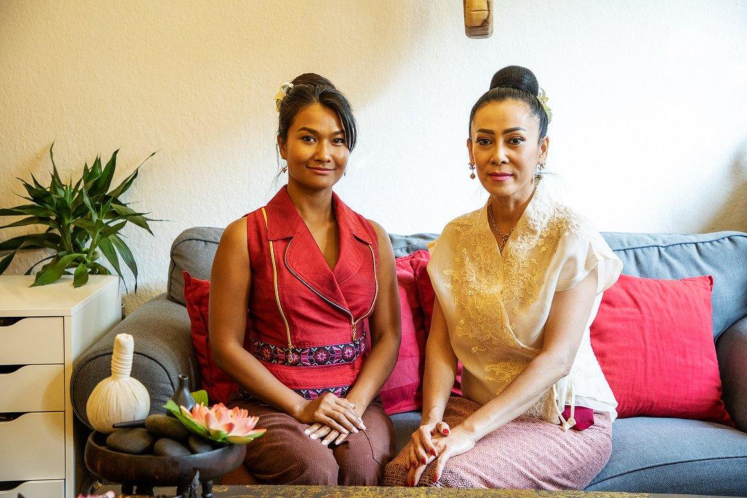 Hamburg thai massage Thai Hau