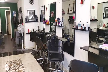 The Cutting & Colour Room