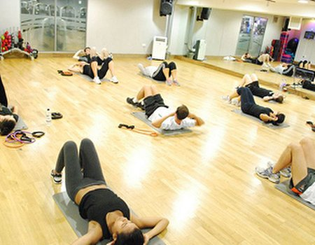 Tried and tested: Pay as you go fitness at The Bankside Health Cub