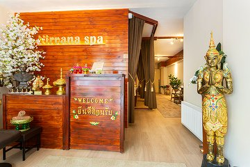 Thai Spa Nirvana @ stadhouderskade